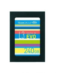 SSD 2.5'', 240GB, Team Group L3 EVO, 7mm, SATA3 (T253LE240GTC101)